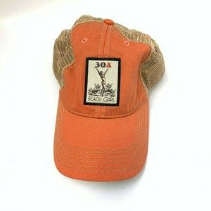 30A Beach Girl Seaside Florida Legacy Hat